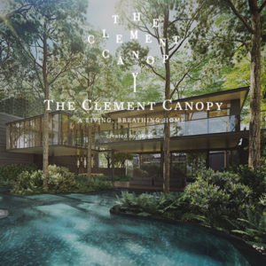 The Clement Canopy : A Living, Breathing Home